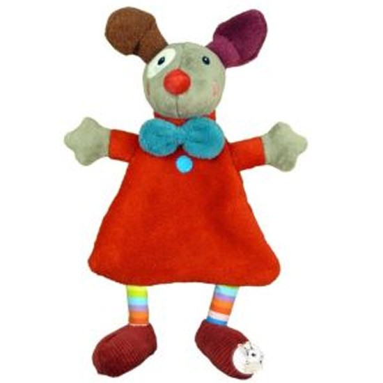 Doudou Ratinho Magic Circus
