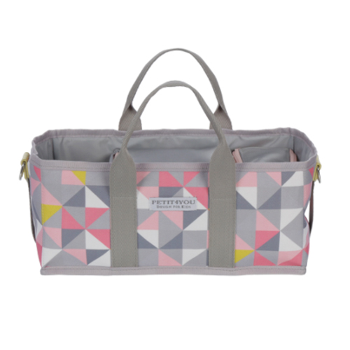 Kit Multiuso Geometric - Rosa